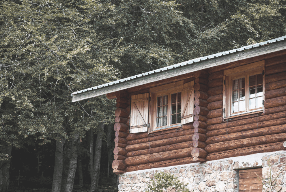 Chalet 100 τμ.