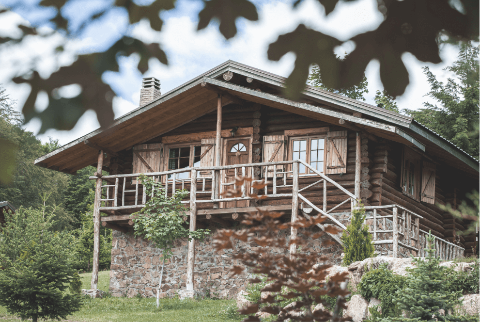 Chalet 50 τμ.